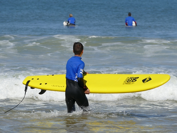 Bo and Co Surf School
