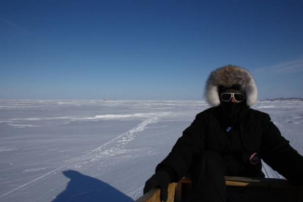 Rencontre autour d'une expédition arctique