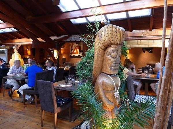 Ouverture du Restaurant La Cabane