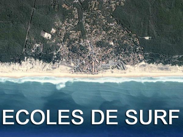 Ecole de Surf Lacanau - Surf School - SURF SCHOOLS - ECOLE DE SURF