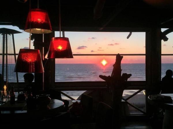 Le Beach Bar à Lacanau Océan