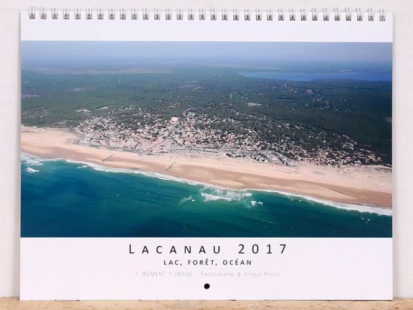 Calendrier 2017 - 1 Moment 1 Image
