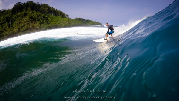 Wisesa Surf Charters