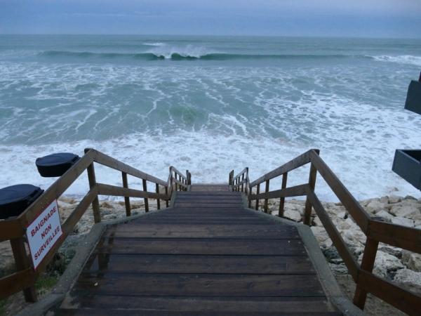 Marées du mois - Avril - Lacanau Océan
