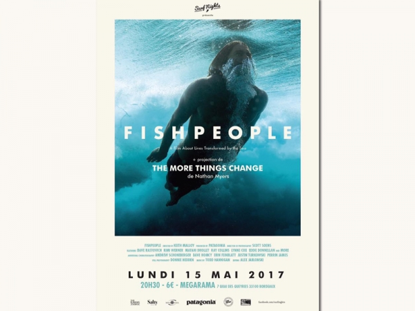 Fish People + The More Things Change - Surf Nights