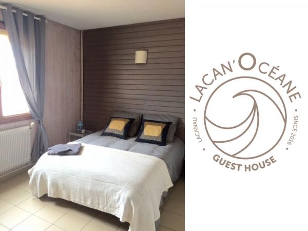 LacanOceane - Guest House - Hébergement