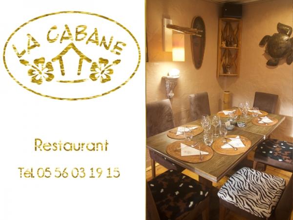 Restaurant La Cabane