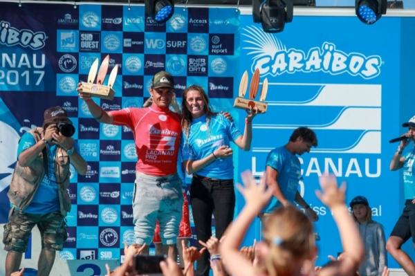 Caraibos Lacanau Pro 2017 - Résultats