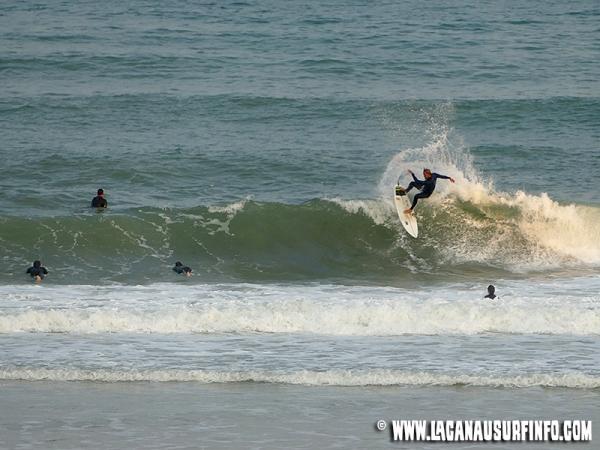 Bilan Surf Août 2017