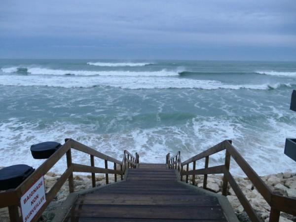 Marées du mois - Octobre - Lacanau Océan