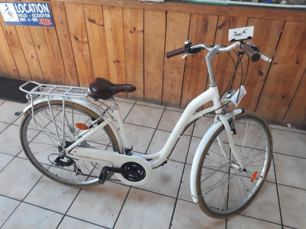Vente vélos Occasion Lacanau