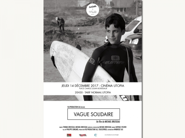 Surf Nights - Vague Solidaire