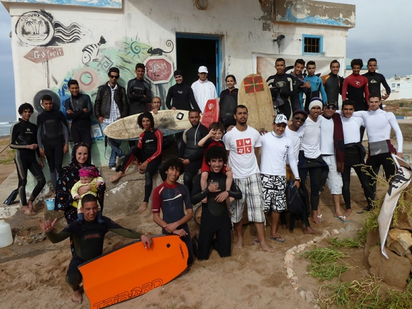 Surfeurs solidaires