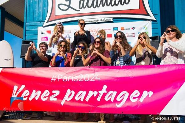 Coupe de France 100% Filles à Lacanau Océan - 2018