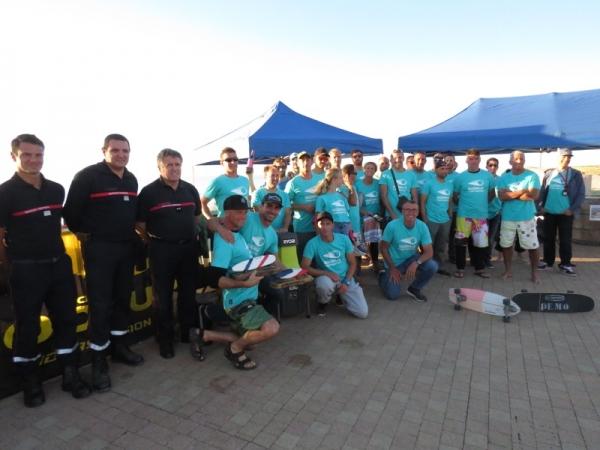 Firefighter Surf Contest 2018 - Résultats