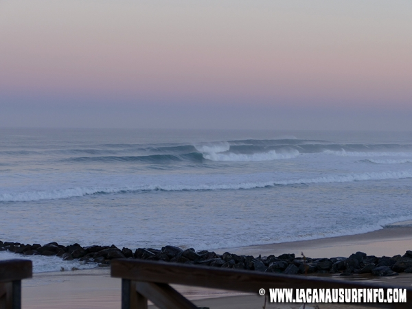 Bilan Surf Octobre 2018