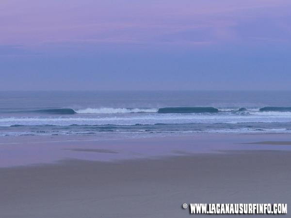 Bilan Surf Décembre 2018