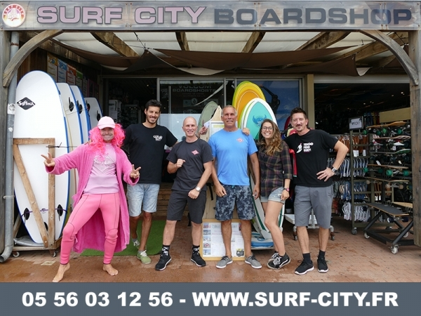 Surf Shop Lacanau - SURF CITY