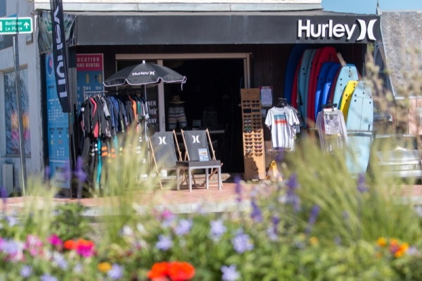 Surf Shop Lacanau - HURLEY SHOP