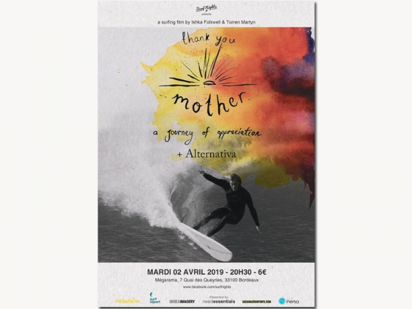 Thank You Mother - Surf Nights