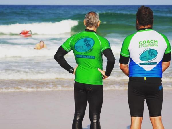 HCL Stage Surf et Thérapie