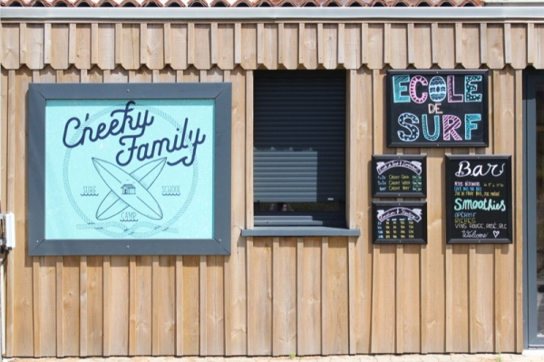 Cheeky Family Surf Camp