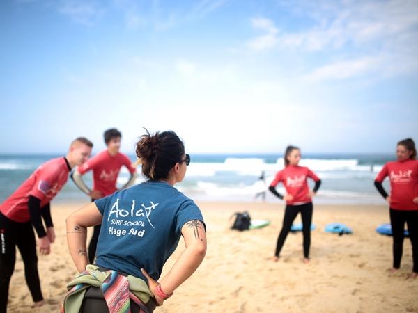 Aola Surf School - Ecole de Surf