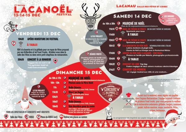 Lacanoël Festival 2019