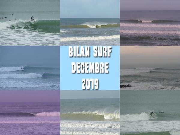 Bilan Surf Décembre 2019
