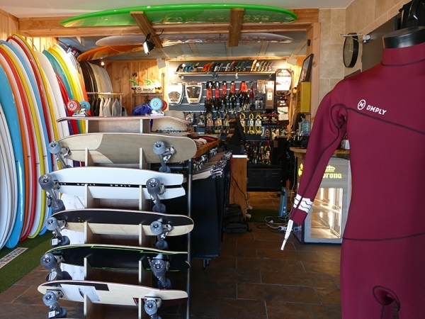 Surf Shop Lacanau - BANANA SURF SHOP