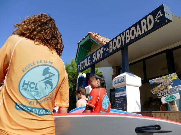 LES BONNES ADRESSES - SURF SCHOOLS
