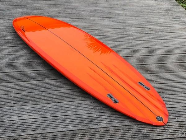 Toy Surfboards - Didier Damestoy