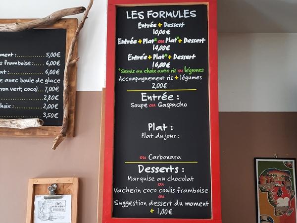 Restaurant La Cantine Du Coin