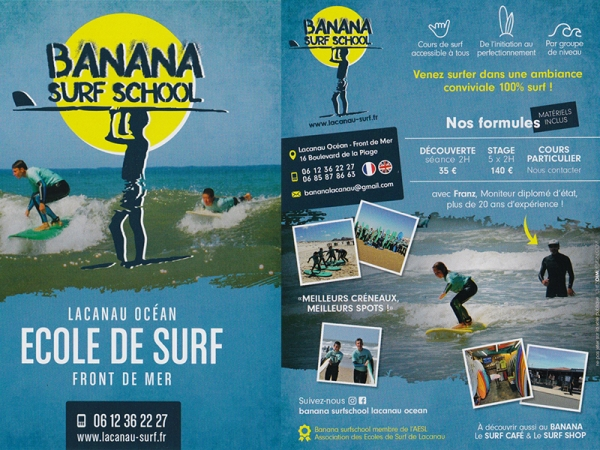BANANA SURF SCHOOL