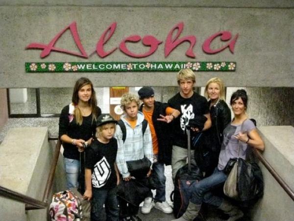 Manon, 14 ans, de retour d'Hawaii !! - aloha hawaii