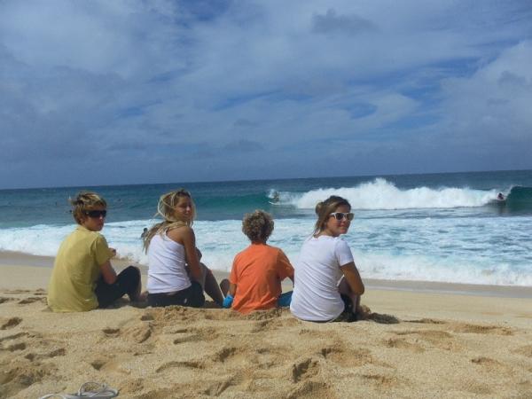 Manon, 14 ans, de retour d'Hawaii !! - des jeunes au paradis