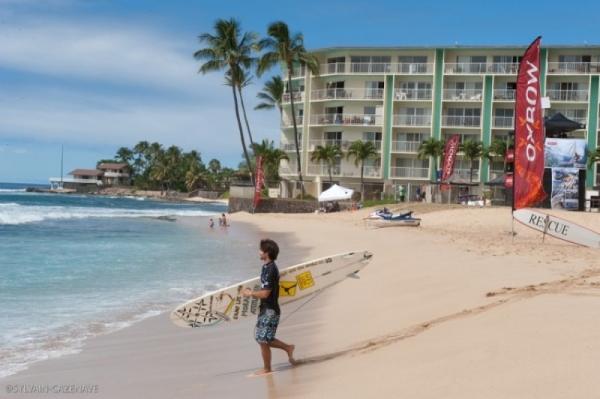 Manon, 14 ans, de retour d'Hawaii !! - Le canaulais Alban Méric part à l'eau