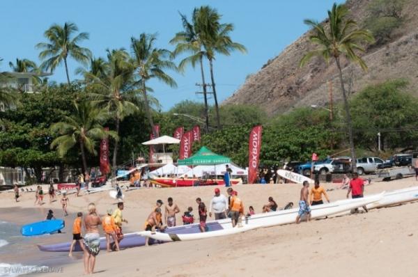 Manon, 14 ans, de retour d'Hawaii !! - Le site de compétition