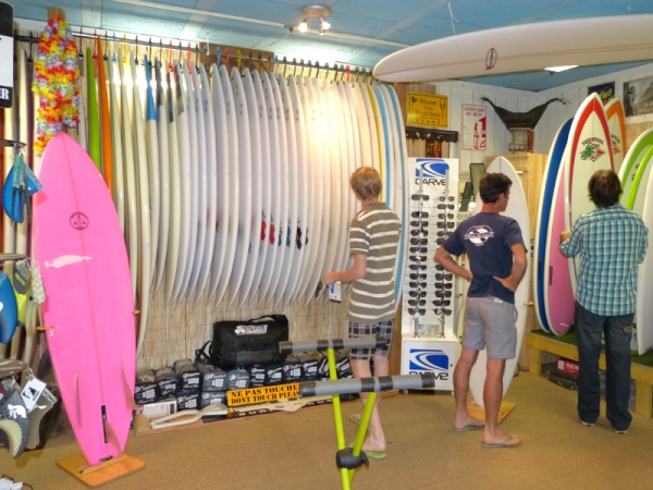 banana surf shop