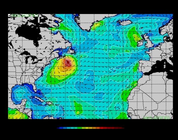 Dépression tropicale Colin