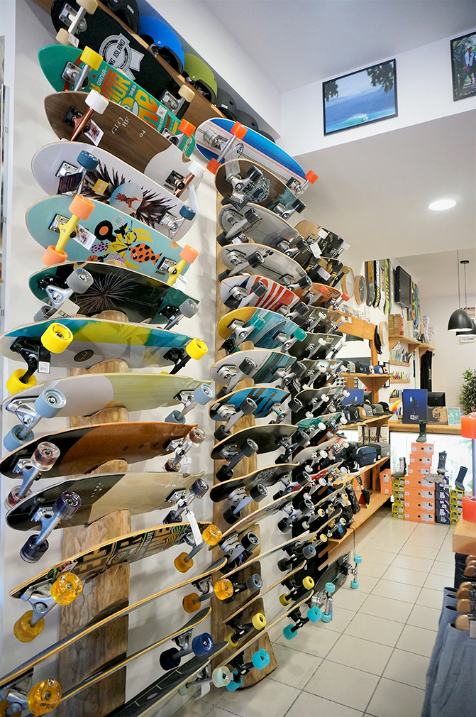 a la derive surf skate shop lacanau