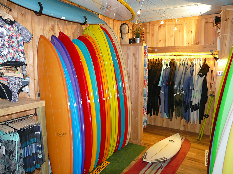 banana surf shop lacanau