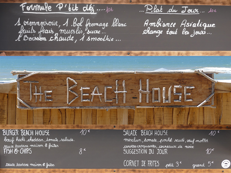 le beach house lacanau