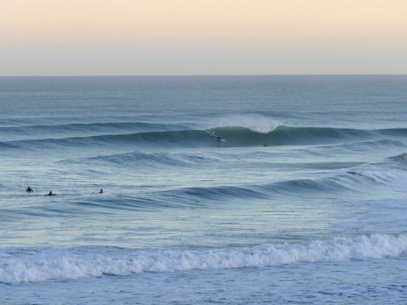 bilan météo surf aout 2016