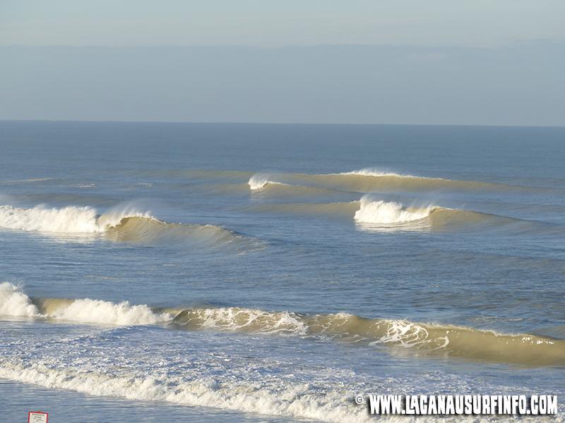 bilan météo surf février 2016