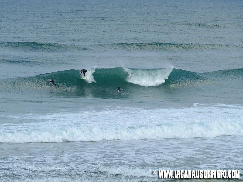 bilan météo surf juillet 2018