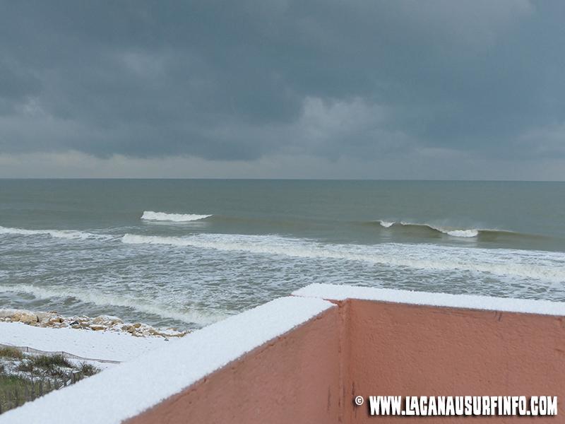 bilan météo surf février 2018
