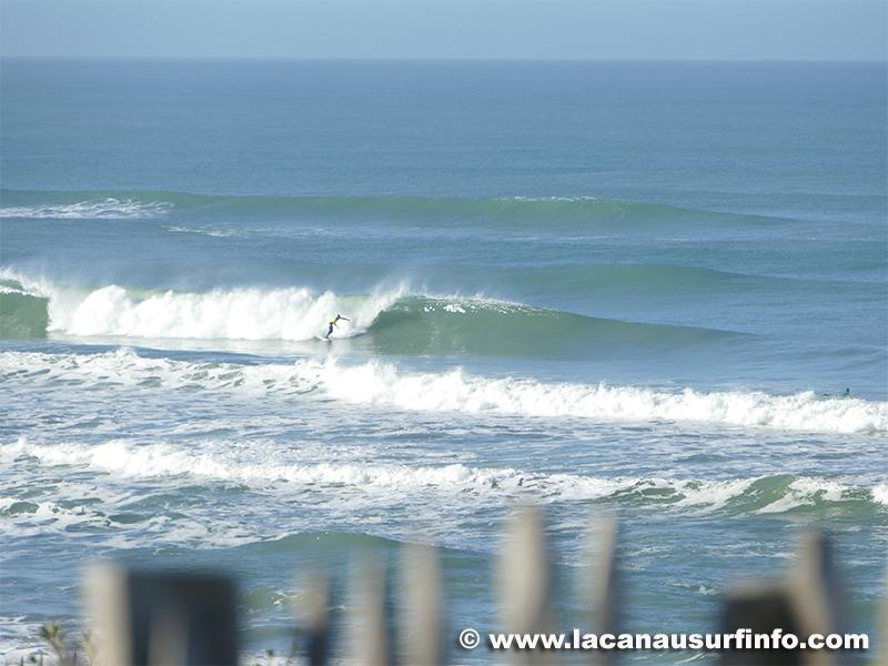 bilan météo surf février 2019