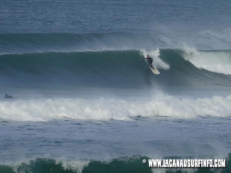bilan météo surf novembre 2014