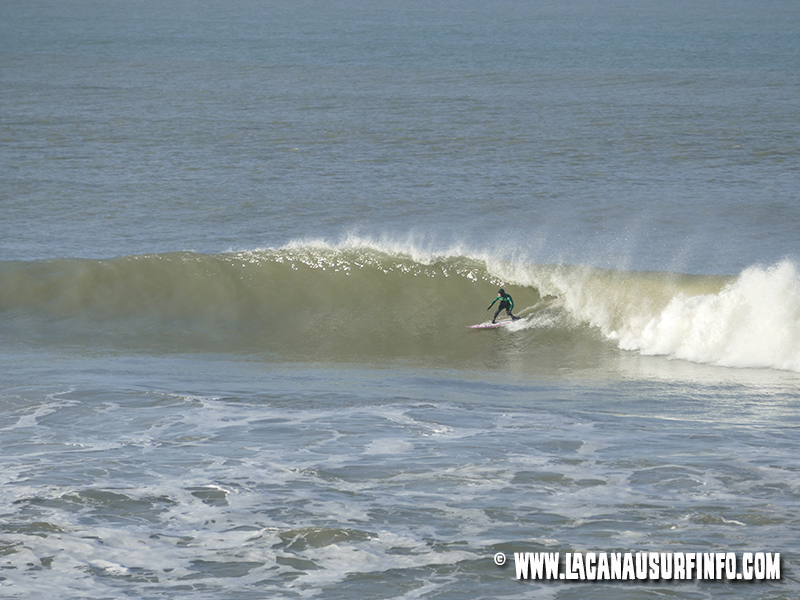 bilan météo surf décembre 2014